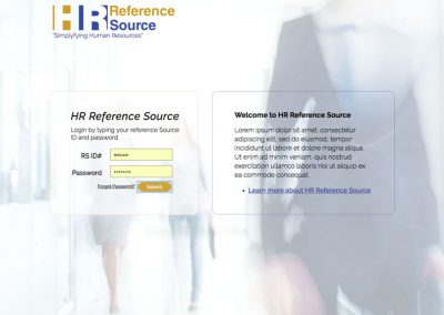 HR Reference Source